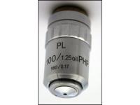 BM Pro Objektiv PL Ph 100x/1.25Oil