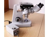 Inverses Metallurgie Mikroskop, Marke ..