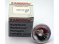 Kandolite Halogenspiegelreflektor 6V/15W