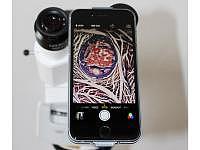 iPhone 6 Mikroskop Adapter